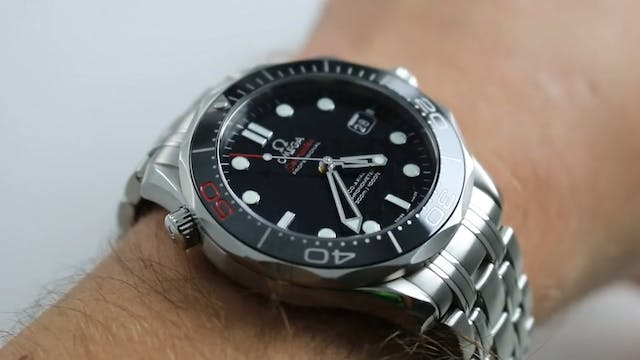 Omega Seamaster Diver 300M Co Axial R...