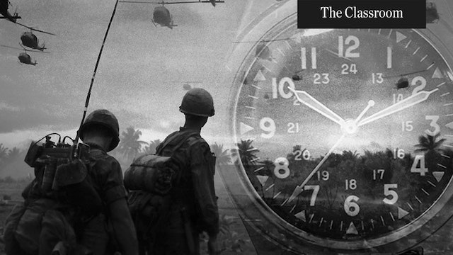 Watches at War: Military Influence on the Industry