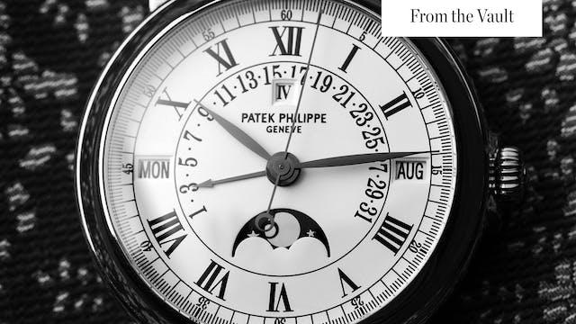 Platinum Watches! Rolex, A. Lange & S...