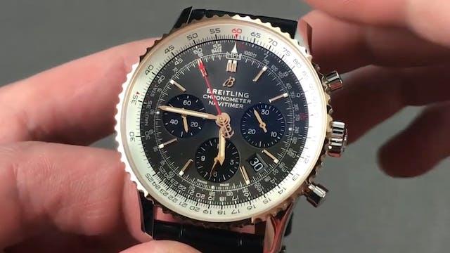 Breitling Navitimer B01 Chronograph U...