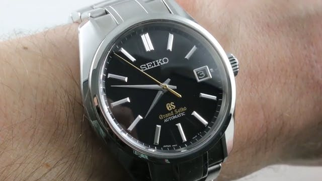 Grand Seiko Automatic SBGR083 Limited...