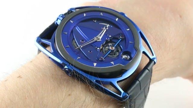 De Bethune DB28 Kind of Blue DB28ZS8S...