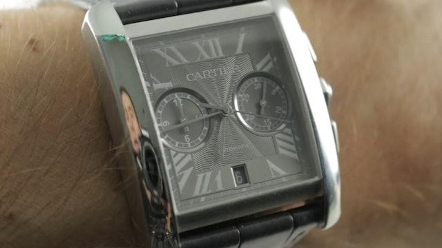 Cartier Tank MC Chronograph (W5330008) Review