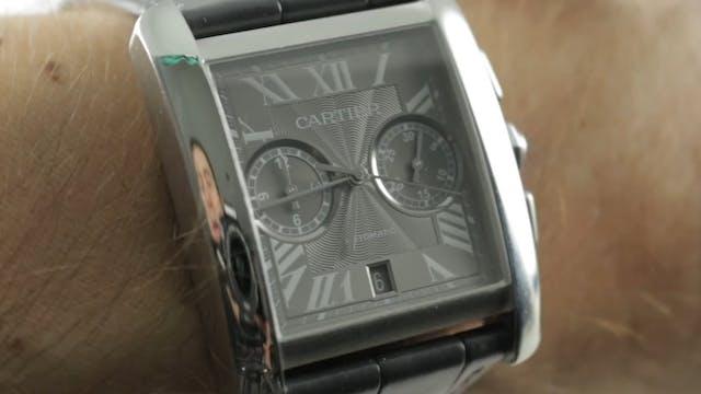 Cartier Tank MC Chronograph (W5330008...