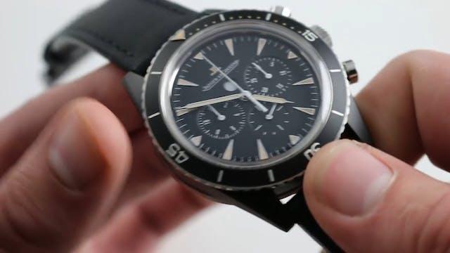 Jaeger Lecoultre Deep Sea Chronograph...