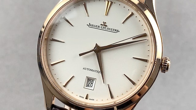 Jaeger-LeCoultre Master Ultra Thin Date Q1232510