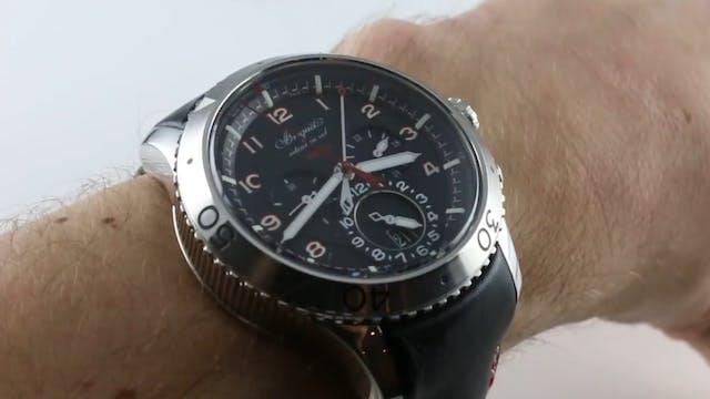 Breguet Type XXII Flyback 10 Hz 3880S...