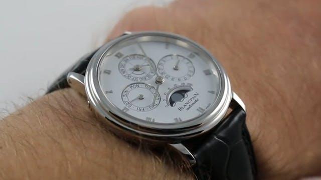 Blancpain Perpetual Calendar 5495 342...