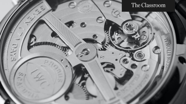 In-House Watch Movements Explained