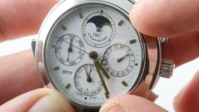 IWC Grande Complication Minute Repeat...