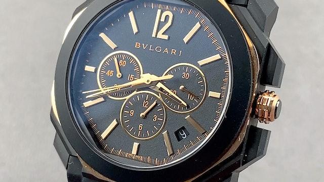 Bulgari Octo L'Originale Chronograph 103075
