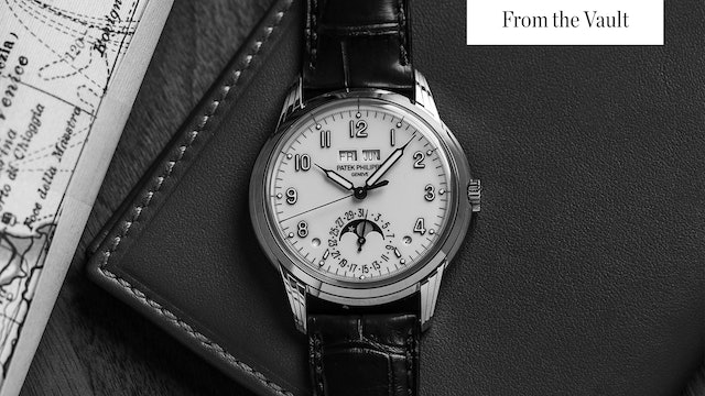 All Patek Philippe Watches: Chronographs, Perpetual Calendars
