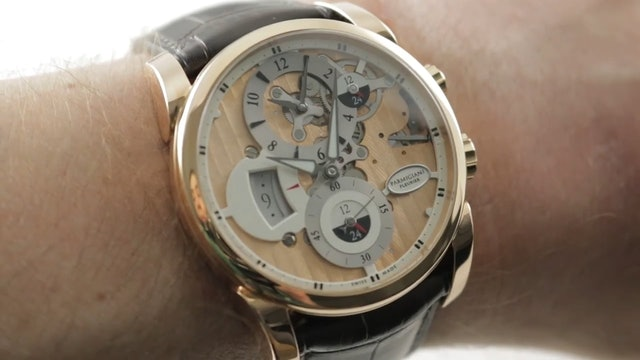 Parmigiani Fleurier Tonda Hemispheres GMT (PFC231-1000100) Review