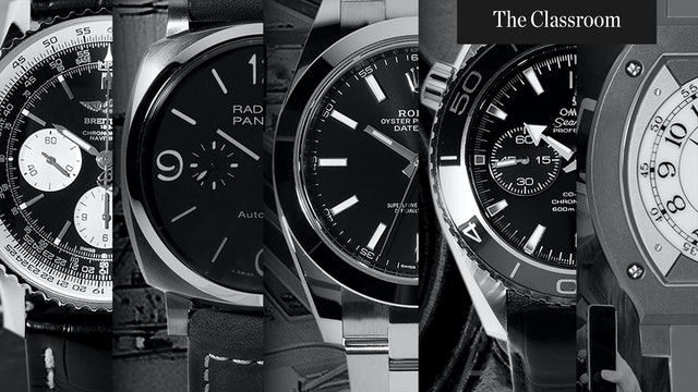 The Power of Necessity: Innovation in Watchmaking