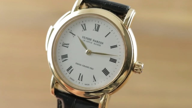 Ulysse Nardin Minute Repeater Grand Feu Enamel 716 22 E0 Review