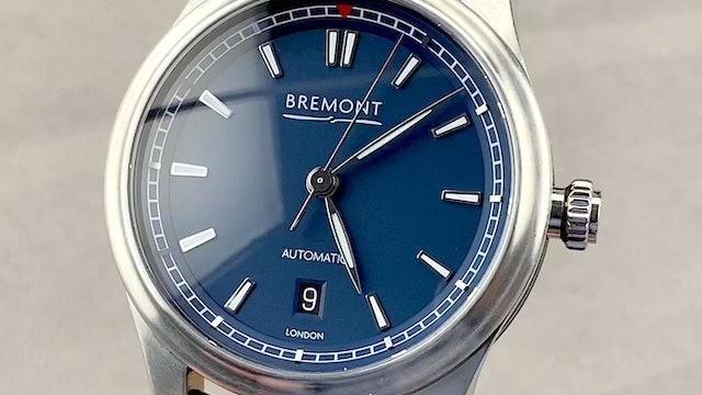 Bremont AIRCO MACH 3 AIRCO-MACH-3-BL