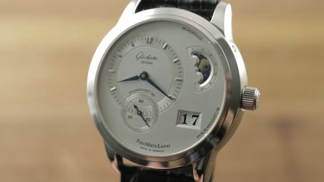 Glashutte Original Panomaticlunar 1 9...
