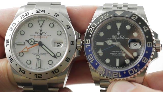 "Rolex GMT Master II ""Batman"" 126710BL..."