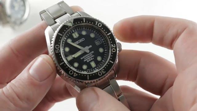 Grand Seiko vs Seiko Dive Watches! SB...