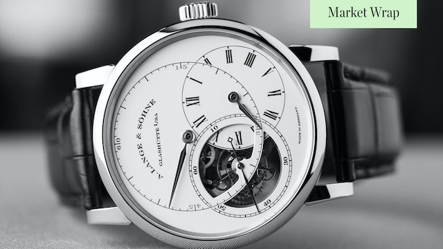 Best Watches Under $10,000 | A. Lange & Söhne On the Rise (6/18/2021)