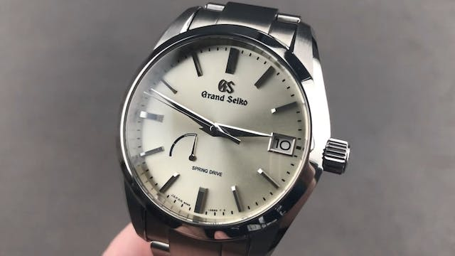 Grand Seiko Heritage Collection SBGA2...