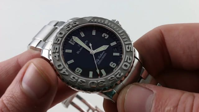 Blancpain Fifty Fathoms 2200-1130-71 ...