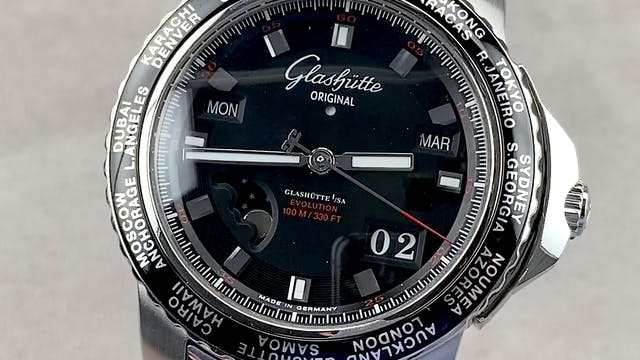 Glashutte Original Sport Evolution Pe...