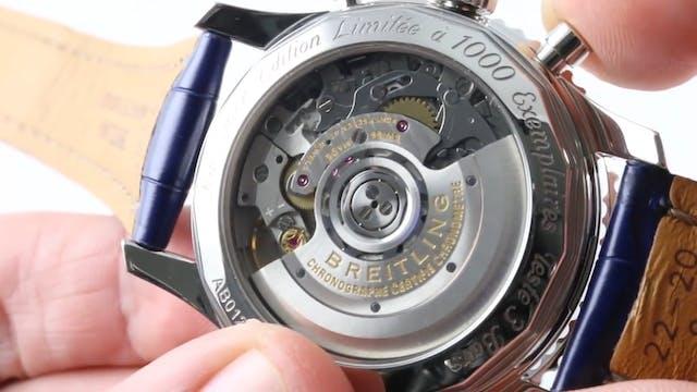 Breitling Navitimer 01 Chronograph Li...