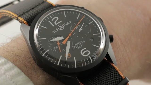 Bell & Ross Brv126 Chronograph (Brv12...