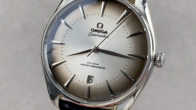 Omega Seamaster City Edition New York Boutique Edition 511.13.40.20.02.002