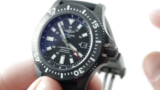 Breitling Superocean 44 Blacksteel M1...