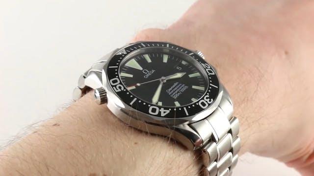 Omega Seamaster Diver 300M Chronomete...