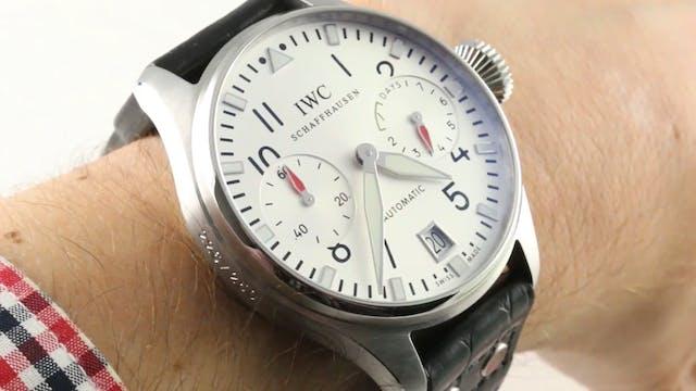 IWC Big Pilot's Watch DFB Deutscher F...