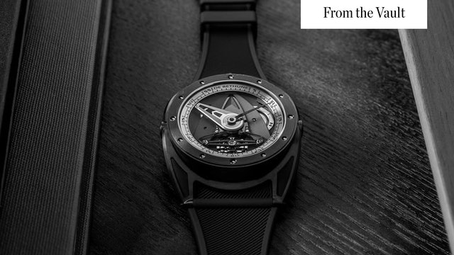 H. Moser & Cie, F.P. Journe, De Bethune & Independent Brand Watches We Love