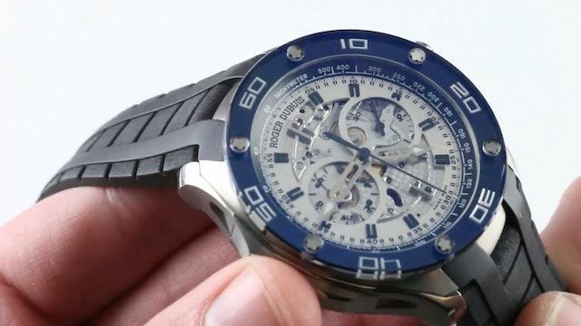Roger Dubuis Pulsion Chronograph Chronometer Dbpu0004 Reviewpre