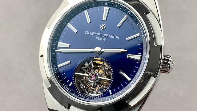 Vacheron Constantin Overseas Tourbillon 6000V/110A-B544