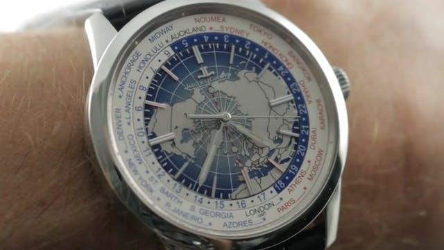 Jaeger Lecoultre Geophysic Universal ...