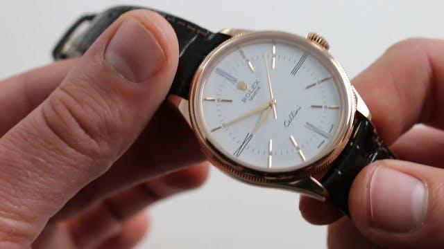 Rolex Cellini Time Ref. 50505 Watch R...