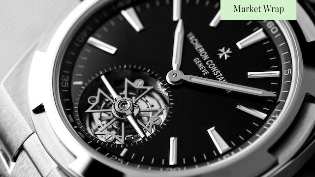 Neo-Vintage | Richard Mille Flyback Chrono | Rolex Day Date | Market Wrap