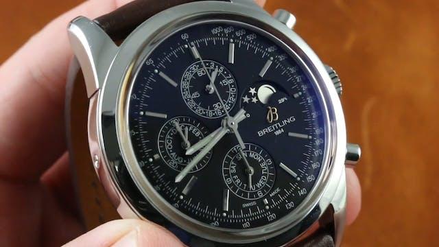 Breitling Transocean Chronograph 1461...