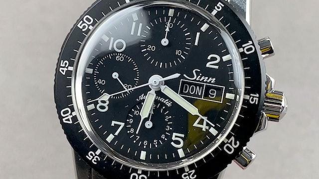 Sinn 103 St Pilot Chronograph 103.031