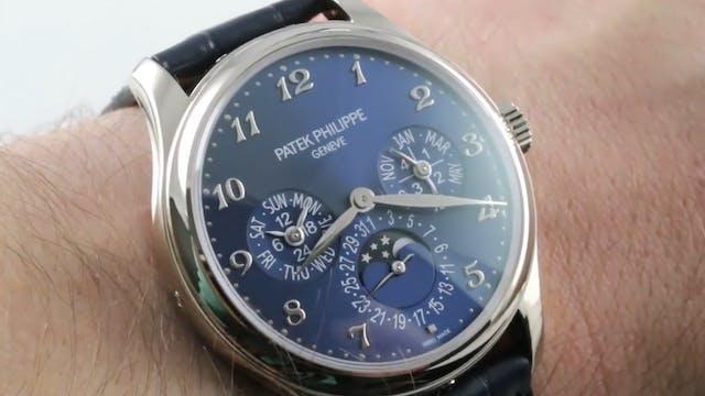 Patek Philippe 5327G-001 Perpetual Ca...