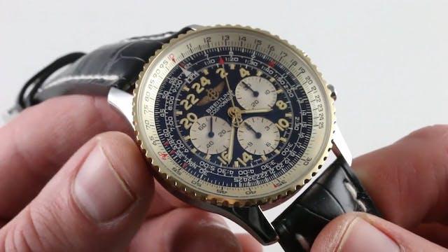 Breitling Cosmonaute II D12023 Review