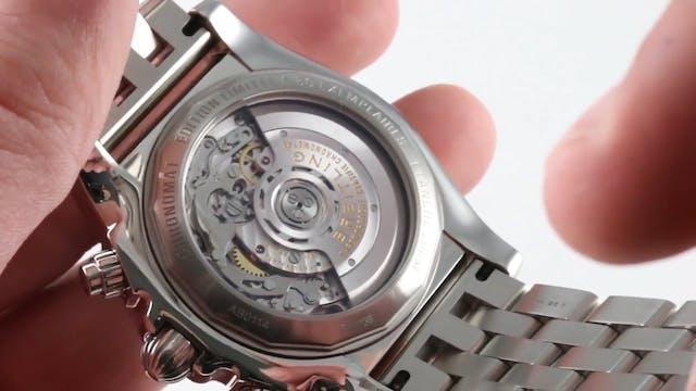 Breitling Chronomat 44 Limited Editio...