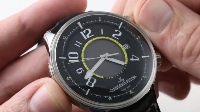 Jaeger Lecoultre Amvox R Alarm (Plati...