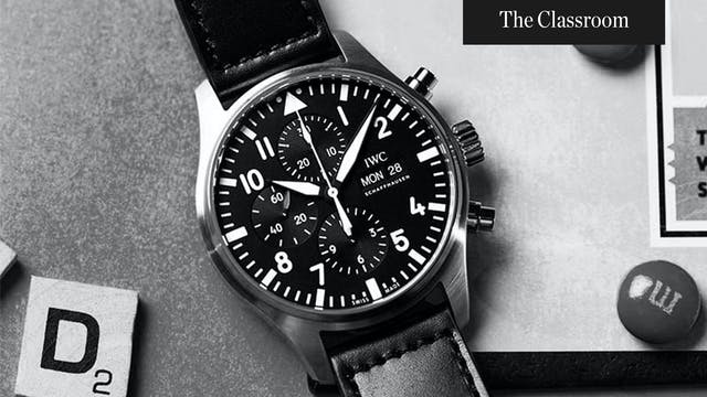 Different Types of Chronographs Expla...