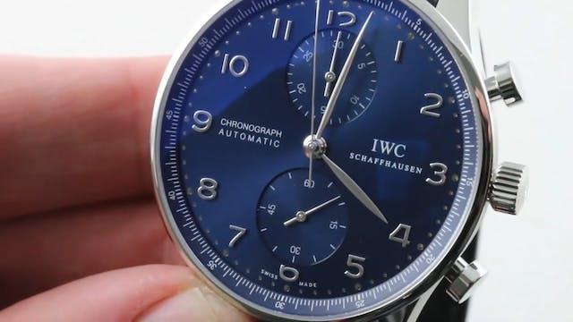 IWC Portugieser Chronograph (IW3714-9...