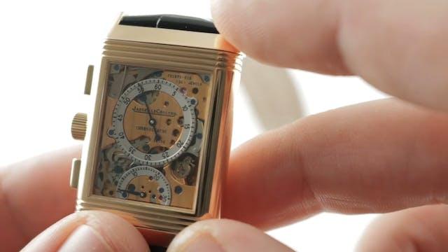 Jaeger Lecoultre Reverso Chronographe...