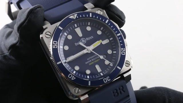 Bell & Ross Instrument BR 03 92 Diver...