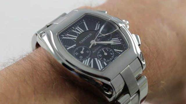 Cartier Roadster Chronograph XL Ref. ...